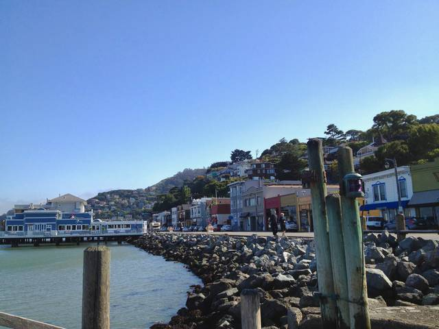 Sausalito Waterfront