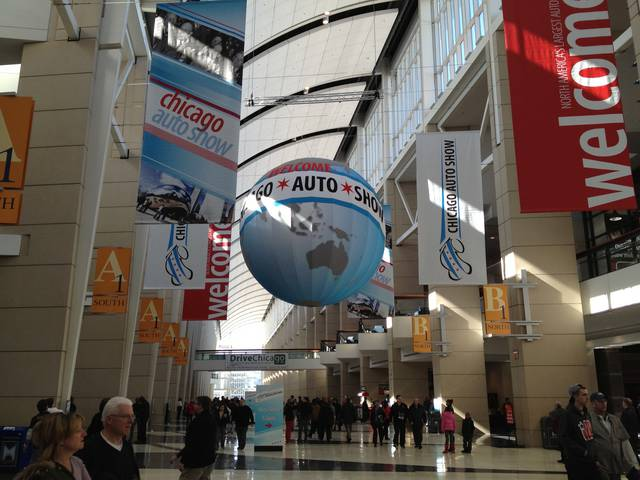The Chicago Auto Show