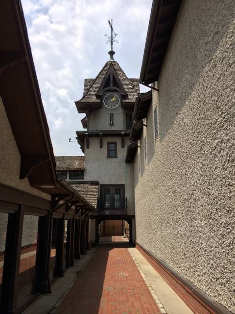Biltmore Winery Clock Tower