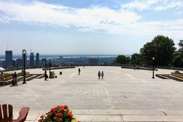 Mount Royal Lookout